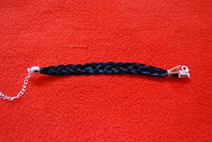 Armband Schweifhaare 5