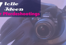 Ideen Pferdeshootings