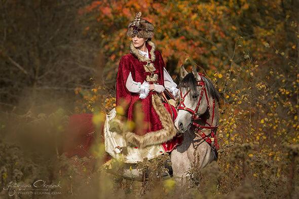Pferd Kostüm