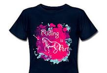 Reiten T-Shirt