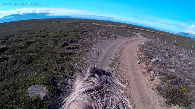 Reiturlaub Island Ebene