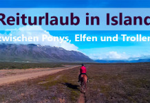 Reiturlaub Island