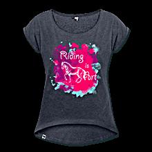 T-Shirt Reiten