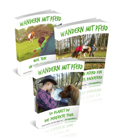 eBook Wandern mit Pferd