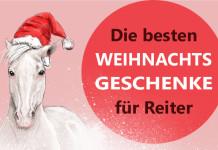 Weihnachtsgeschenke Reiter Geschenkideen