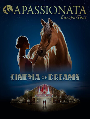 Plakat Apassionata Cinema of Dreams